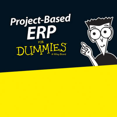Project-Based ERP for Dummies Cover