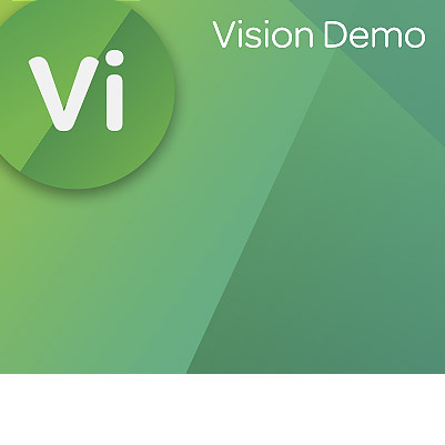 Vision Resource Planning Demo