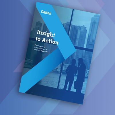 New Report: Insight to Action