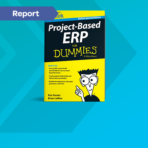 Project-Based ERP-gids