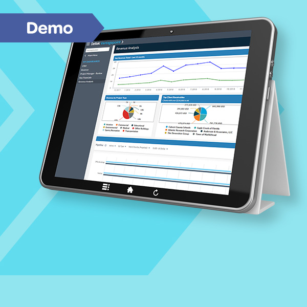 ERP Demo for Project-Centric Firms