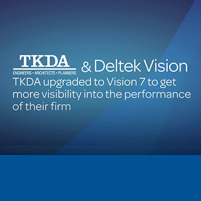 MORE VISIBILITY WITH VISION - TKDA Video