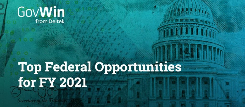 Federal Contracting Top Opportunities FY 2021