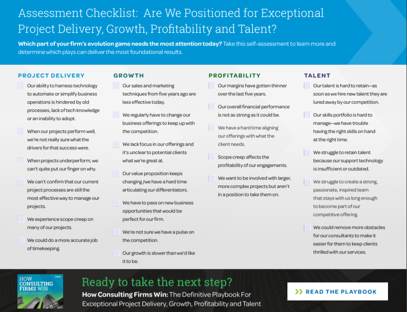Assessment Checklist