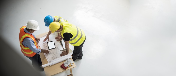 Engineers Working
