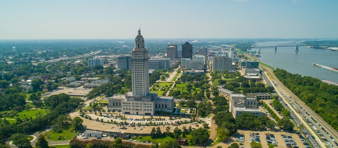 Louisiana Disaster Preparedness and Response Contracts