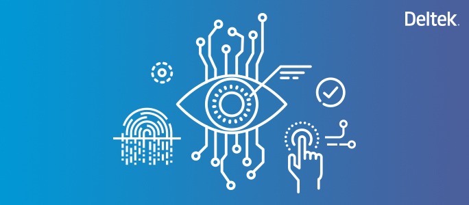 Biometrics Illustration - Deltek Blog