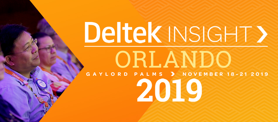 Top Sessions to Attend at Deltek Insight 2019