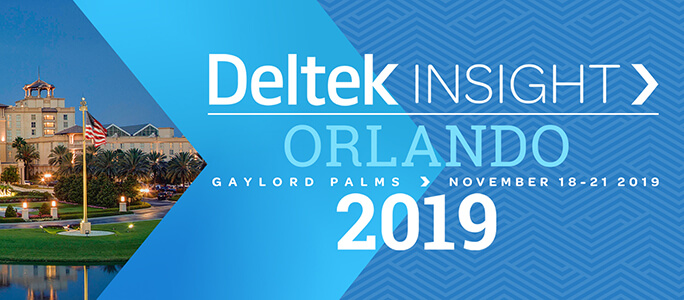 Deltek Insight 2019 Know Before You Go