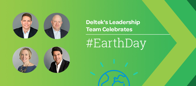 Deltek Celebrates Earth Day – Four Ways Deltek Goes Green