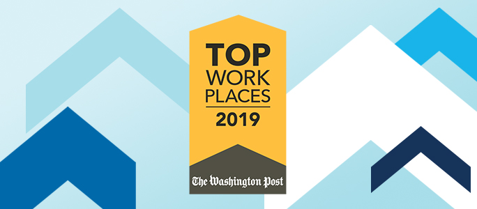 Top Workplaces Washington Post 2019