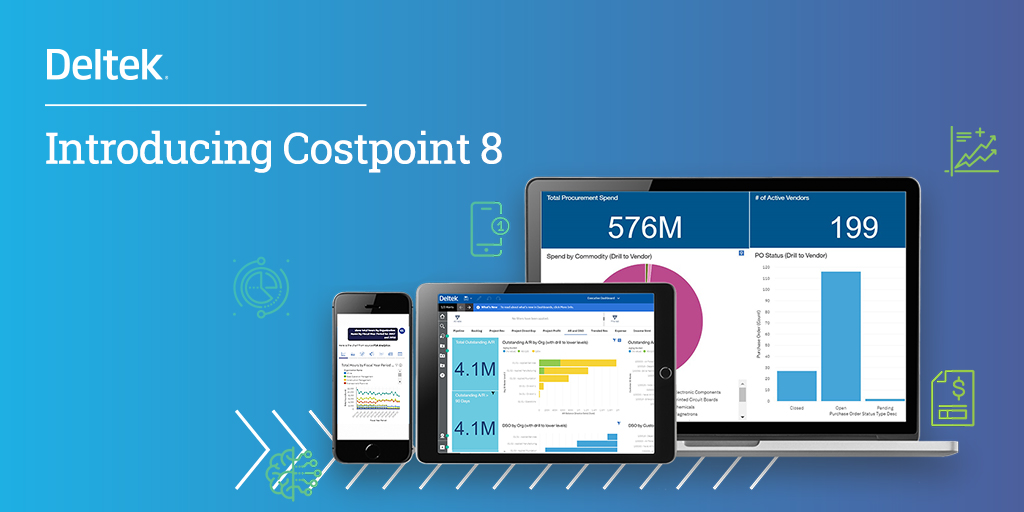 Introducing Costpoint 8