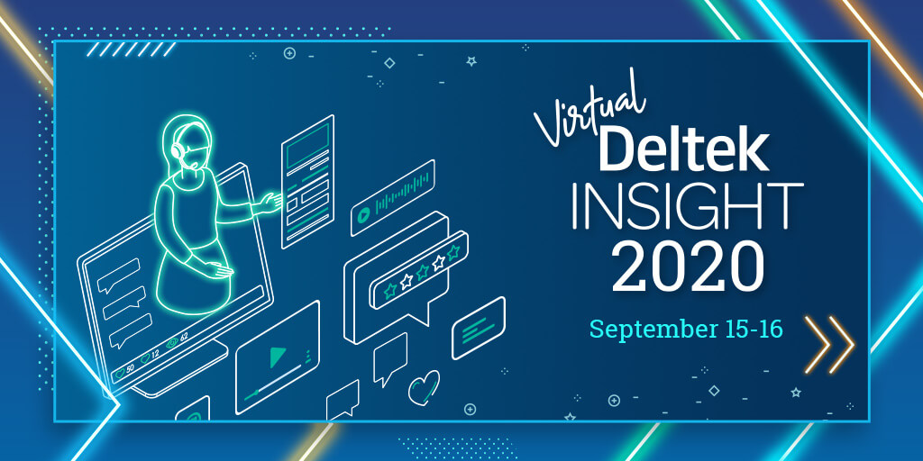 Virtual Deltek Insight - Connecting Through the Fourth Wall