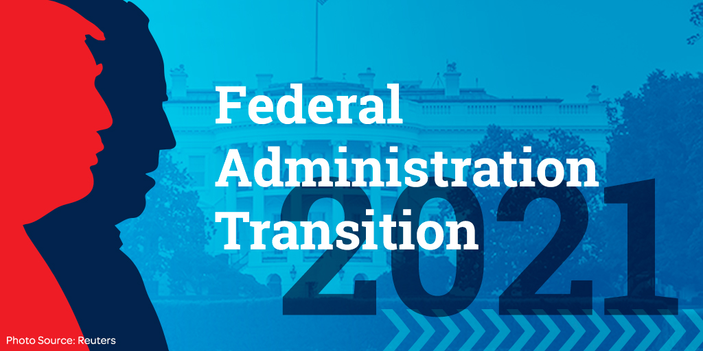 2021 Administration Transition Blog
