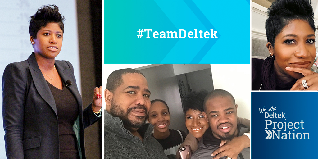 Team Deltek Deniece Peterson