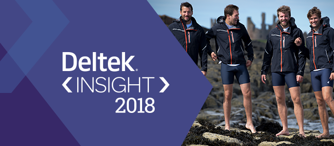 The Four Oarsmen Deltek Insight 2018 Interview with Stuart Watts