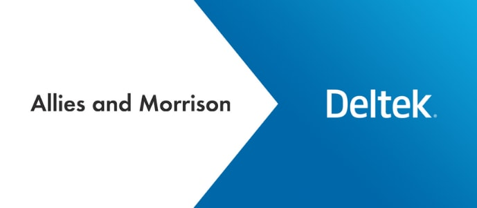 Allies and Morrison partner with Deltek