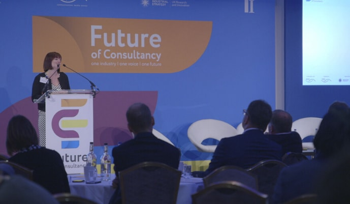 Future of consultancy - Hannah Vickers
