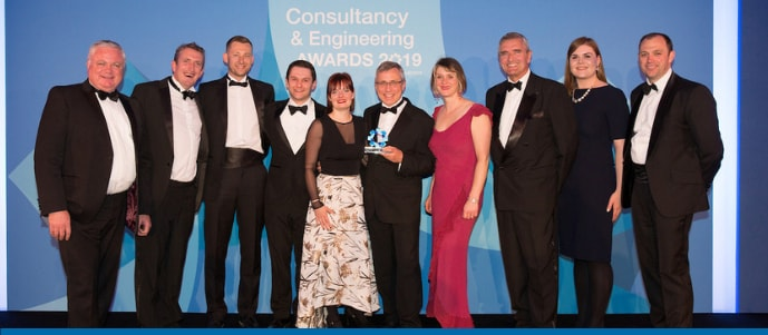 Consulting engineering awards