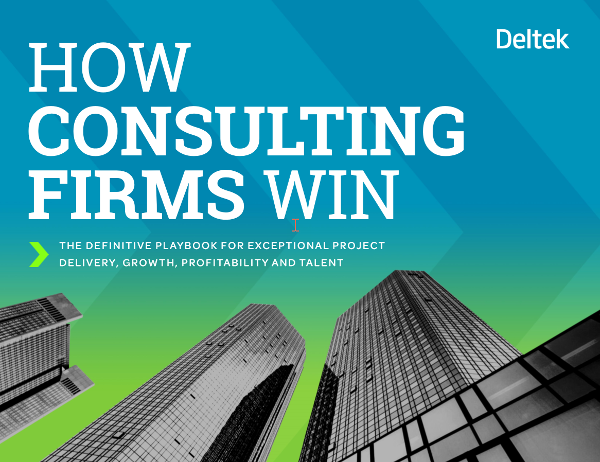 How Consulting Firms Win - Part 1 of a 2-Part Series by The Hinge Institute