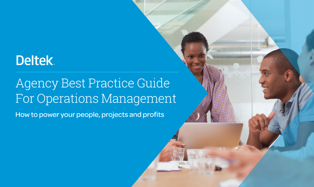 The three pillars of effective resource and project management for agencies