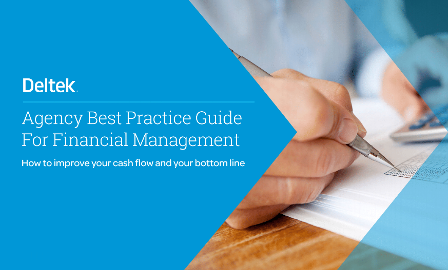 The three pillars of finance management for agencies—and how to optimize them