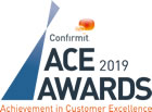 2019 CONFIRMIT Achievement in Customer Excellence