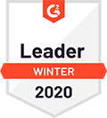 G2 Winter 2020 Awards