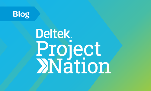 Join Deltek Project Nation