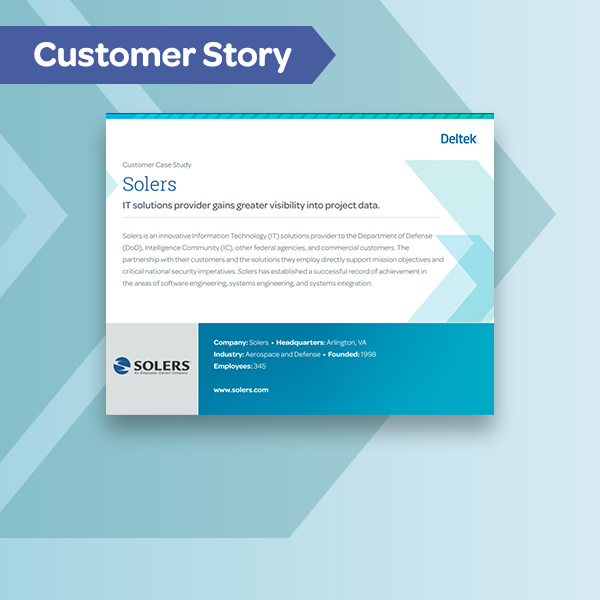 PM Compass customer story