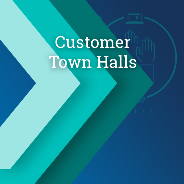 Customer Town Hall