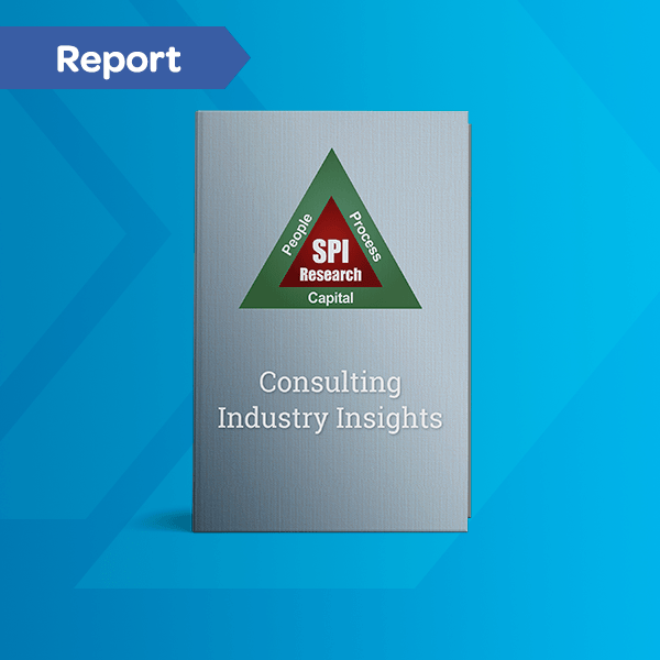 SPI Consulting Industry Report