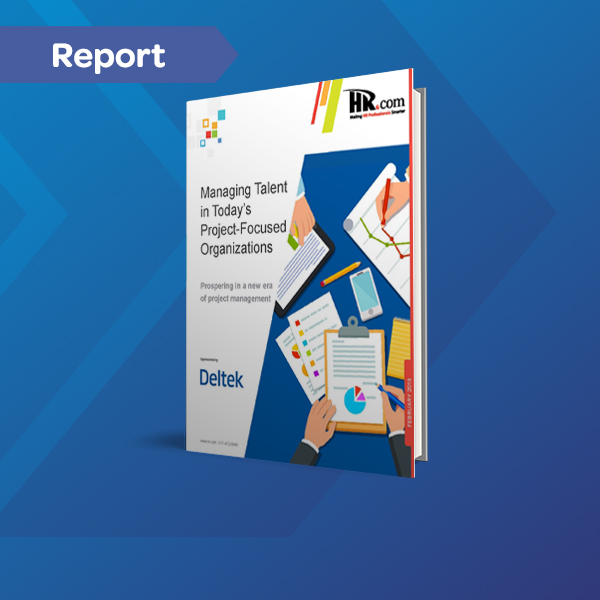 Deltek Talent Management: Managing Talent Report