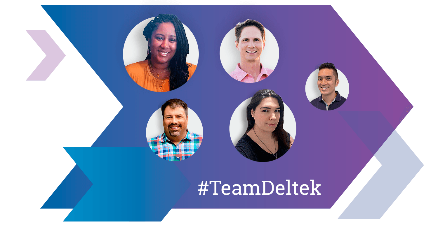 Get to Know #TeamDeltek