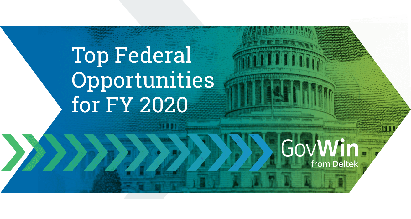 Top Federal Opportunities for FY 2020