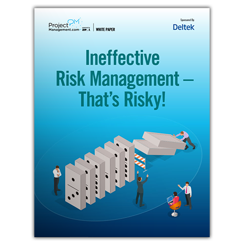 Overcoming Ineffective Risk Management